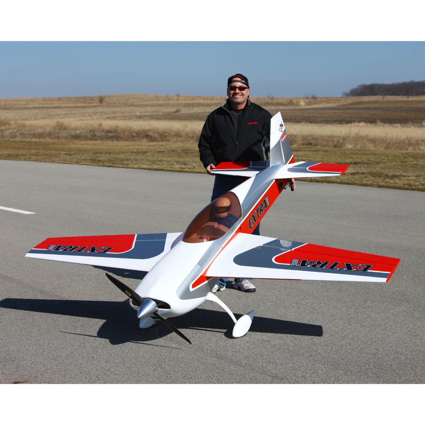 Extra 300 hangar 9
