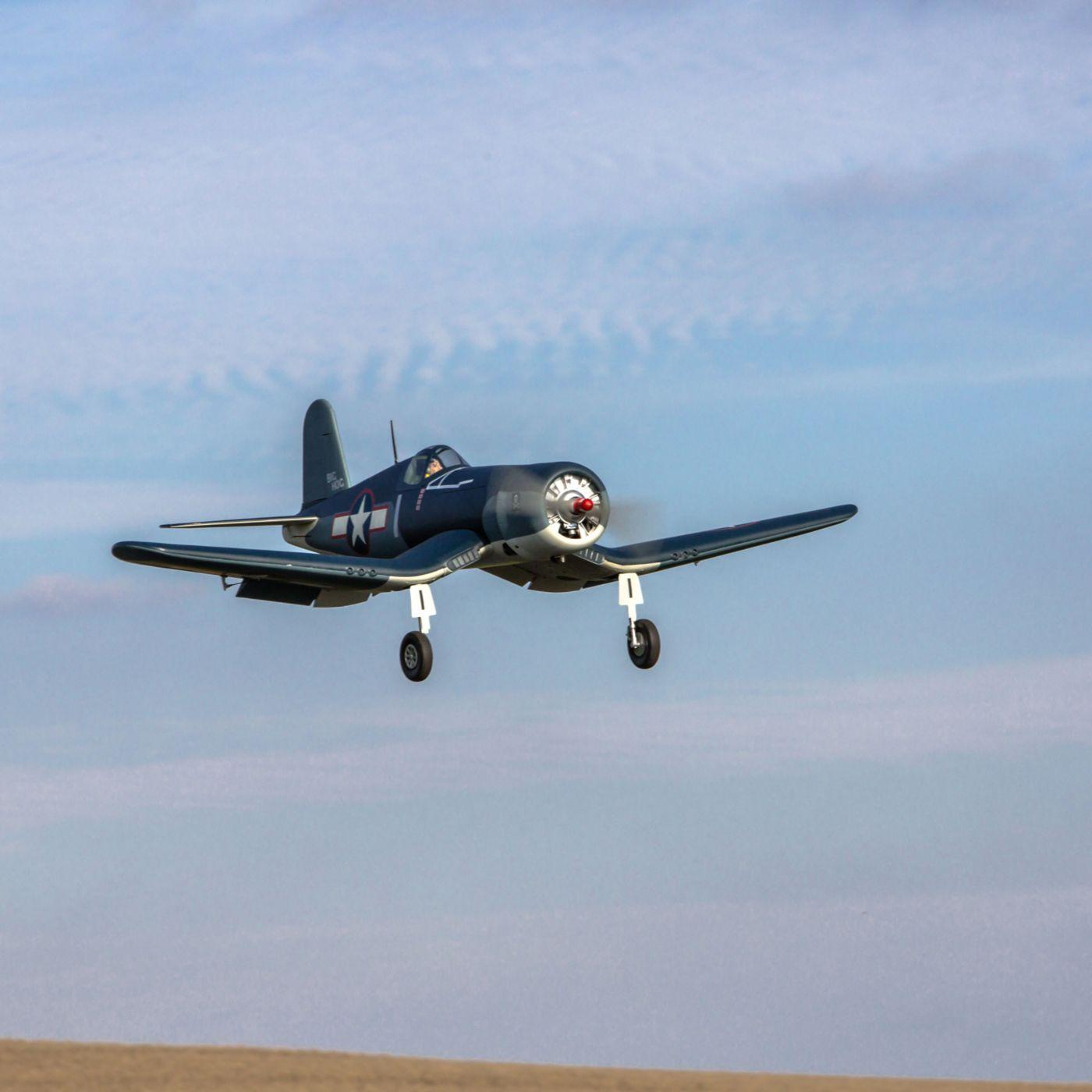 F4U-1A Corsair hangar 9