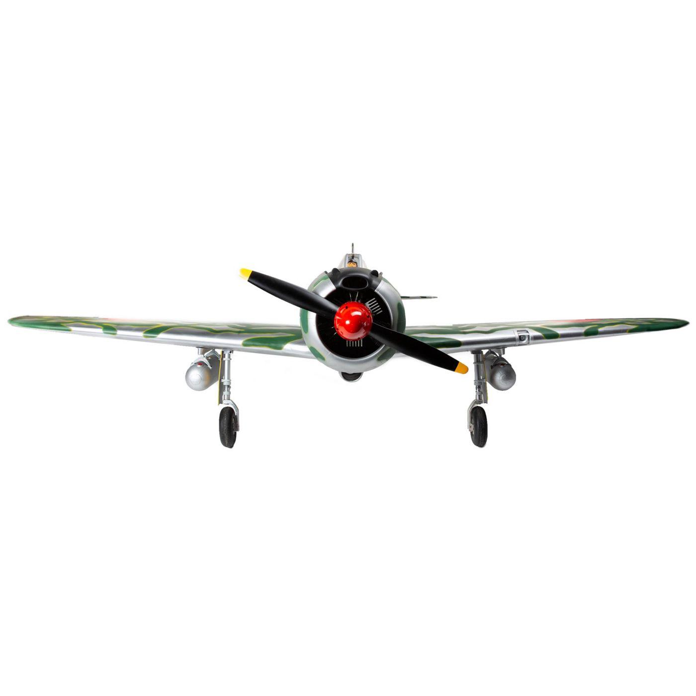 Ki-43 Oscar hangar 9