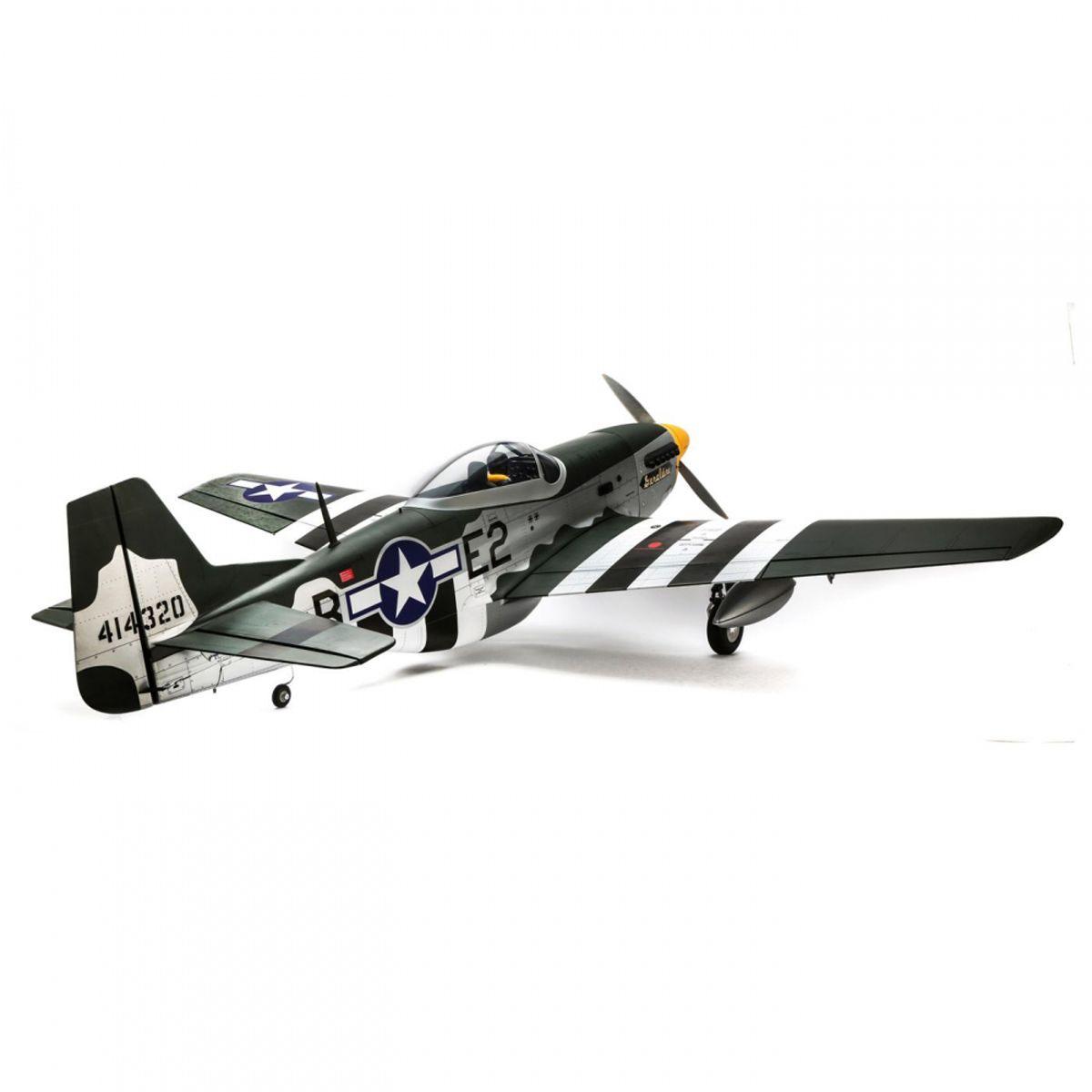 P-51D Mustang hangar 9