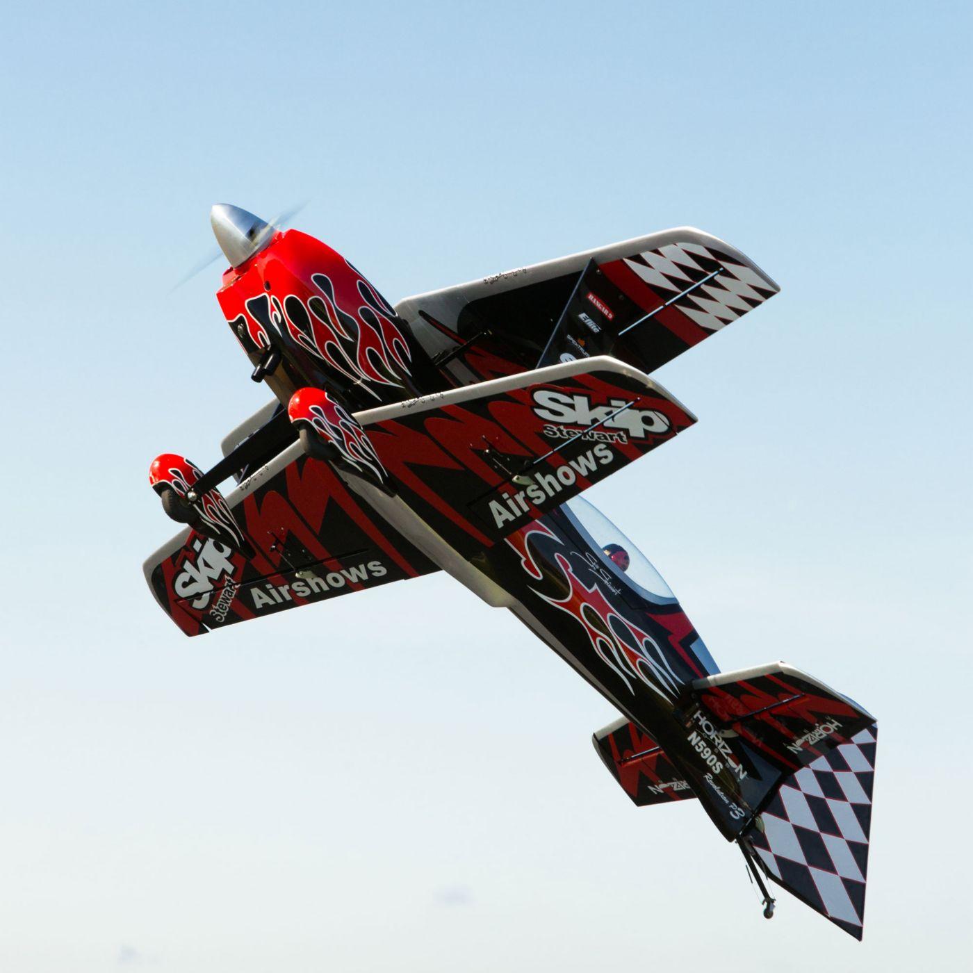 P3 Revolution hangar 9