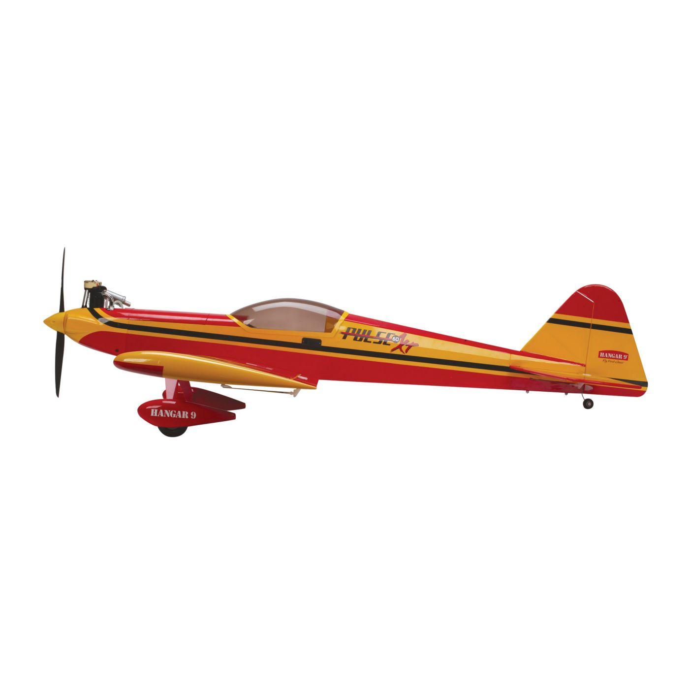Pulse XT 60 hangar 9