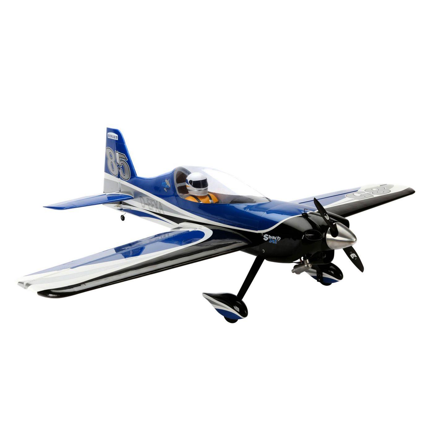 Sbach 342 hangar 9