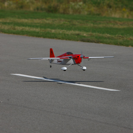 Sundowner 36 hangar 9