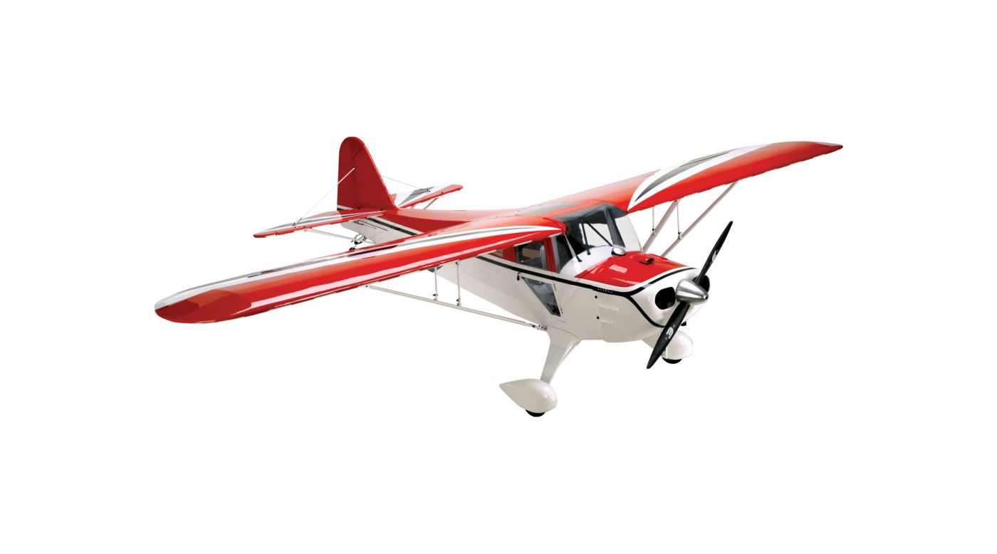 Taylorcraft hangar 9