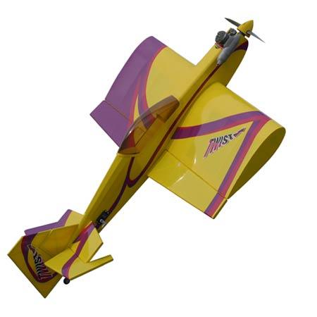 Twist 3D 40 hangar 9