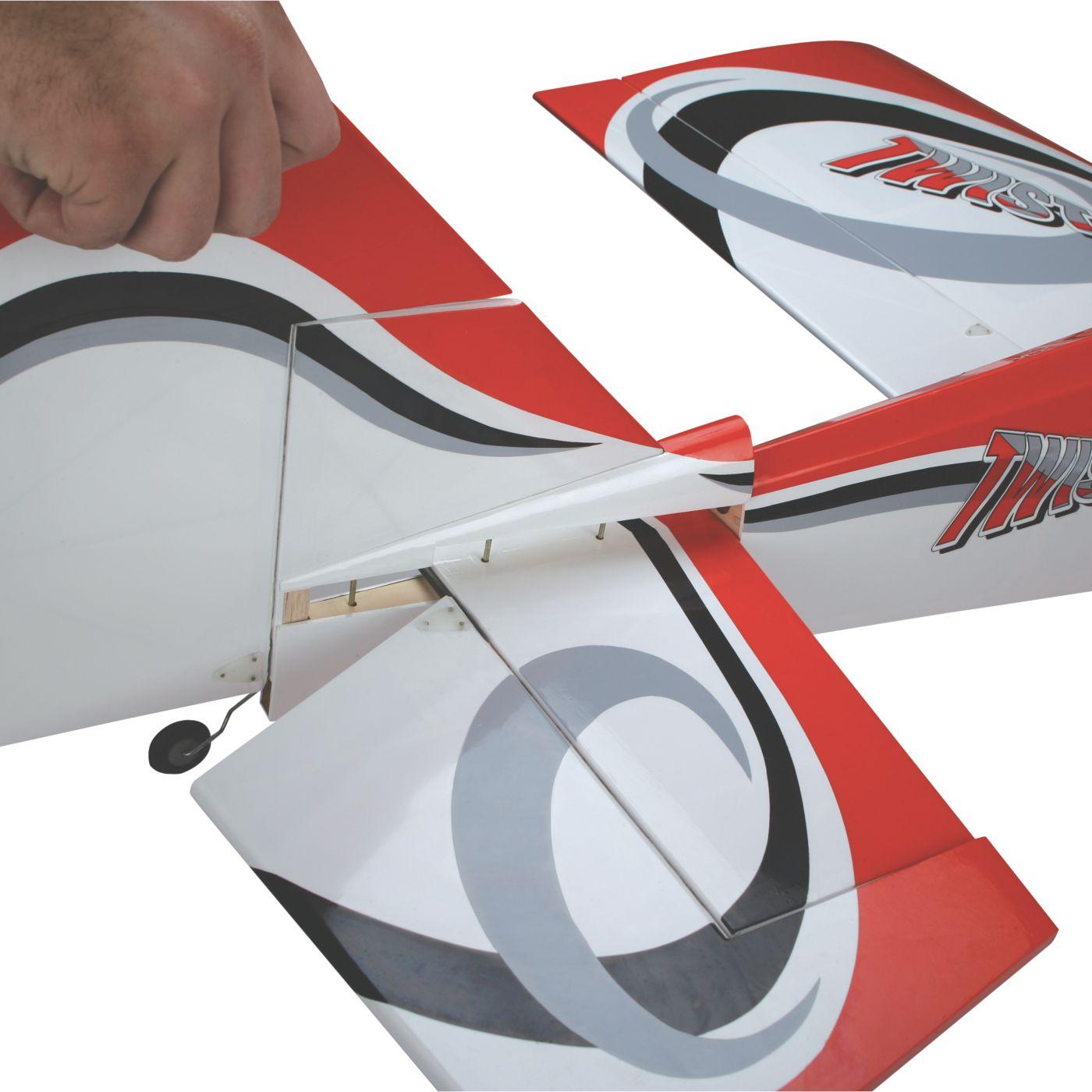 Twist hangar 9