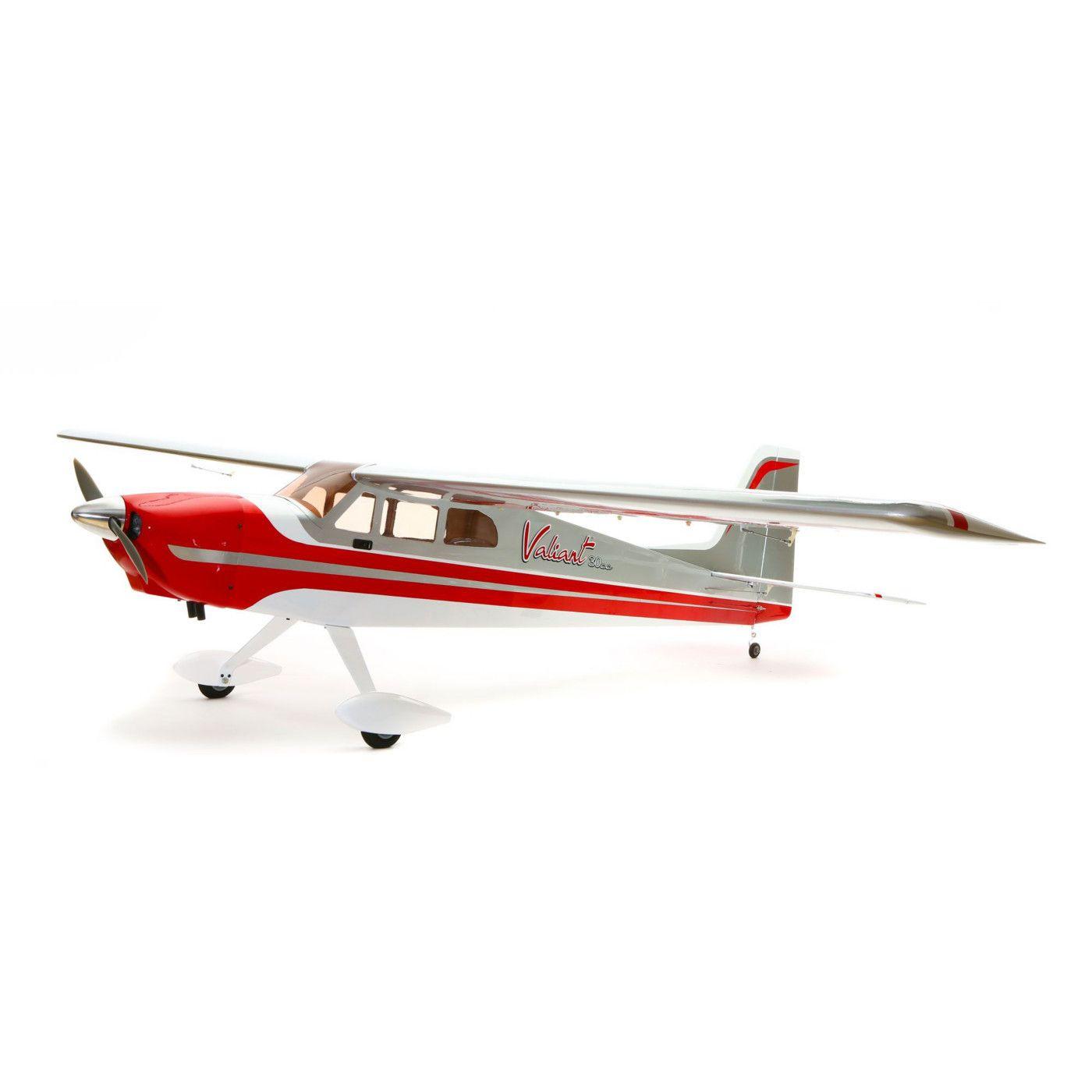 Valiant 30cc hangar 9