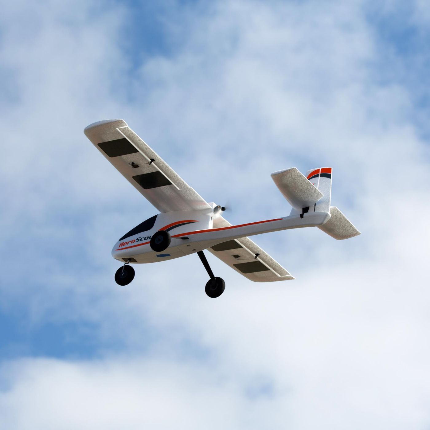 AeroScout S hobbyzone