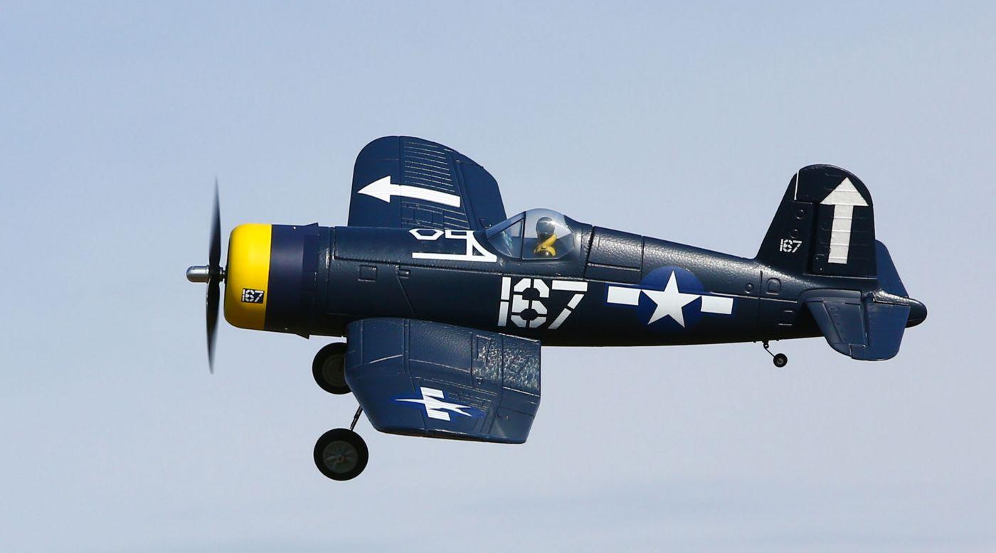 F4U Corsair hobbyzone