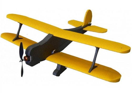 Staggerwing 900 miniprop