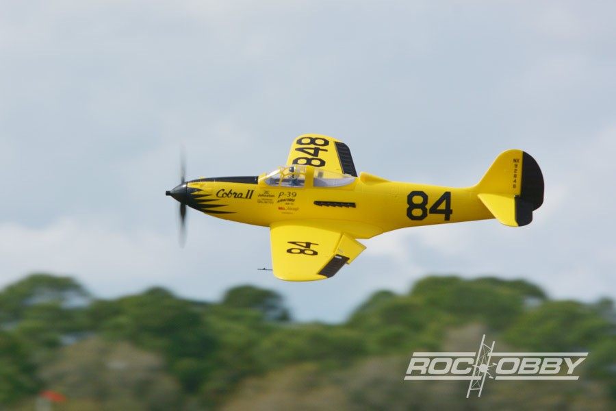 P-39 Cobra II rocHobby