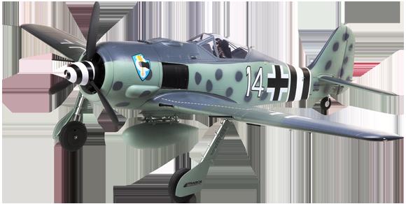 E-flite Focke-Wulf Fw 190A