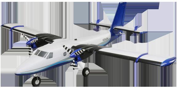 E-flite Twin Otter DHC-6