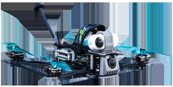 FlyWoo Explorer LR HD