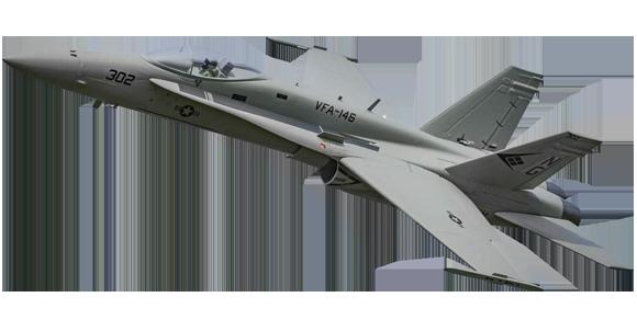 Freewing Model F/A-18C Hornet Gray Diamonds