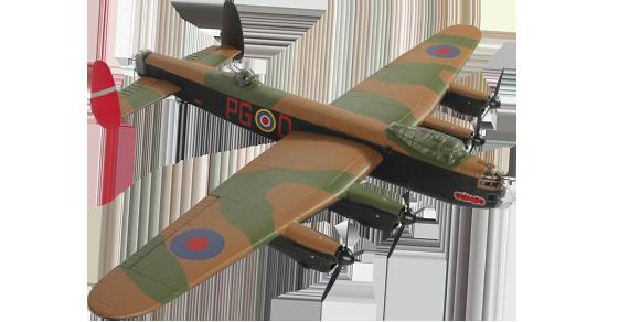 HobbyKing Avro Lancaster V3