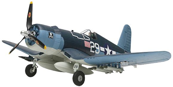 HobbyKing Vought F4U Corsair