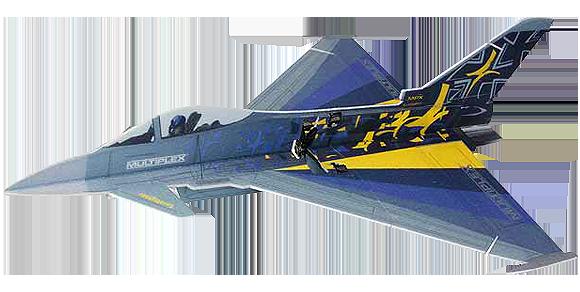 Multiplex Eurofighter