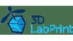 3D LabPrint logo