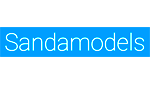 Sanda Models logo